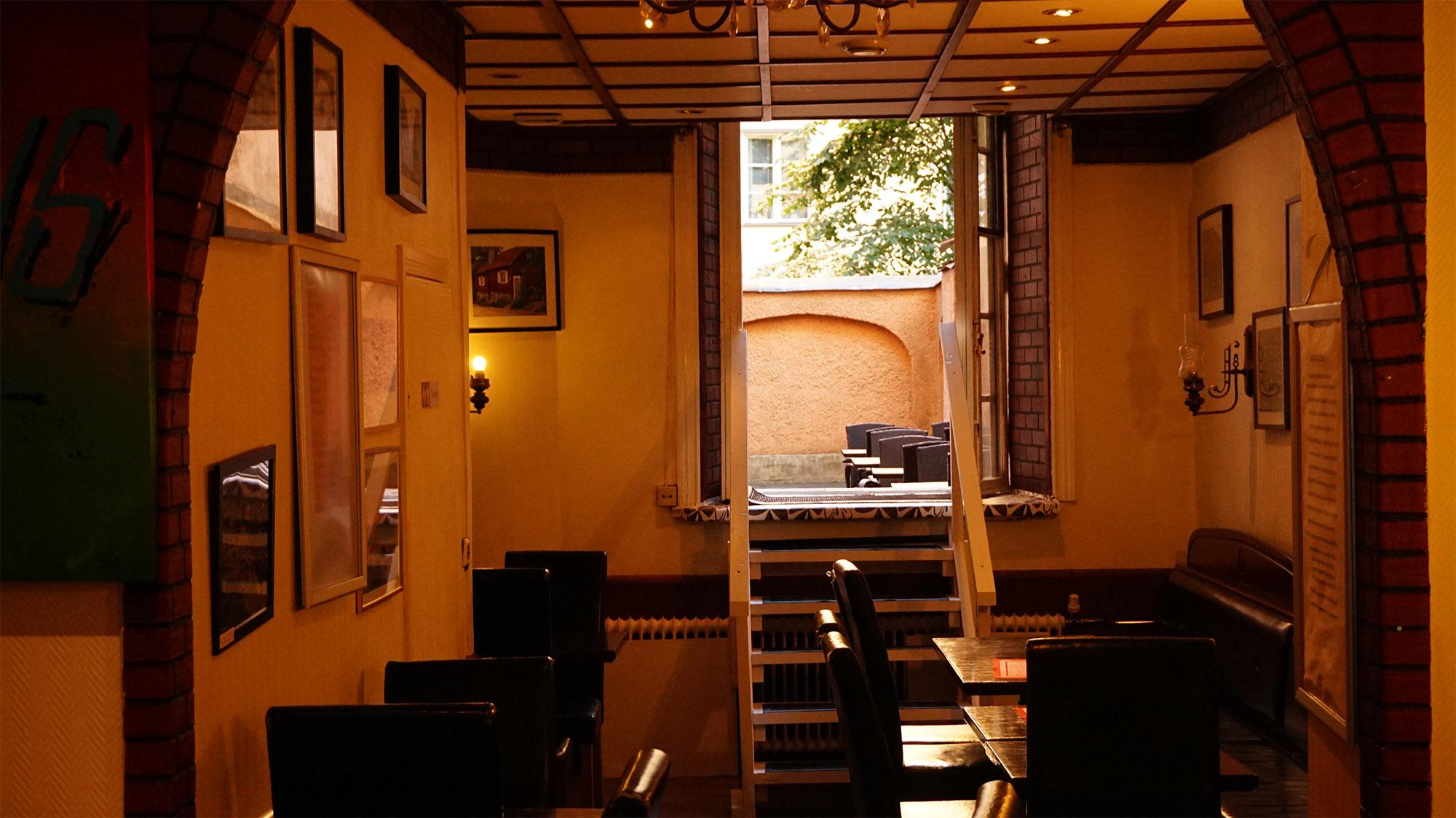 Café Giffi finns i hjärtat av Söder